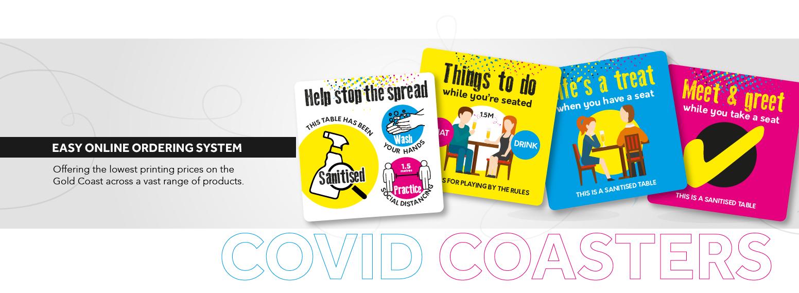 Covid Coasters